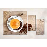 Портреты картины репродукции на заказ - Сладкий кофе