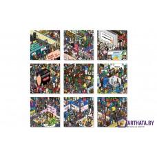 Картина на холсте по фото Модульные картины Печать портретов на холсте Пиксельарт