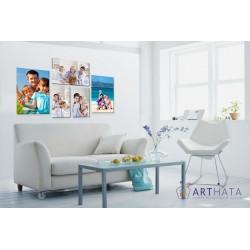 Фотостена №18 - Модульная картины, Репродукции, Декоративные панно, Декор стен