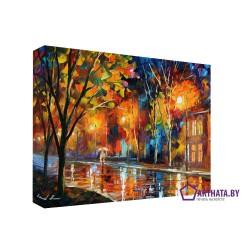 Во время дождя - Модульная картины, Репродукции, Декоративные панно, Декор стен
