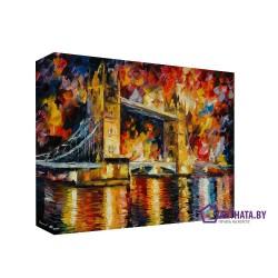Достопримечательности Лондона - Модульная картины, Репродукции, Декоративные панно, Декор стен