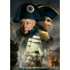 Картина на холсте по фото Модульные картины Печать портретов на холсте Адмирал