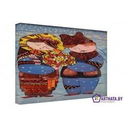 Вифлеемская звезда - Модульная картины, Репродукции, Декоративные панно, Декор стен