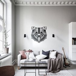 """Панно """"Медведь"""" - Модульная картины, Репродукции, Декоративные панно, Декор стен"""