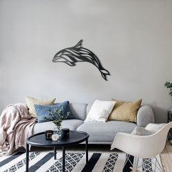 """Панно """"Дельфин"""" - Модульная картины, Репродукции, Декоративные панно, Декор стен"""