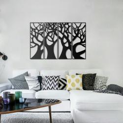 """Панно """"Дерево"""" - Модульная картины, Репродукции, Декоративные панно, Декор стен"""