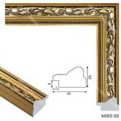 194022 Багет пластиковый 4025-52 - Модульная картины, Репродукции, Декоративные панно, Декор стен