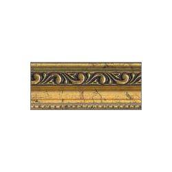 133006 Багет пластиковый BR BP3-GLB - Модульная картины, Репродукции, Декоративные панно, Декор стен