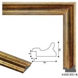 194001 Багет пластиковый 4425-251-K - Модульная картины, Репродукции, Декоративные панно, Декор стен