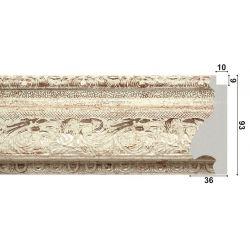 139008 Багет пластиковый 511-958 - Модульная картины, Репродукции, Декоративные панно, Декор стен