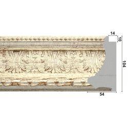 130013 Багет пластиковый 1006-958 - Модульная картины, Репродукции, Декоративные панно, Декор стен