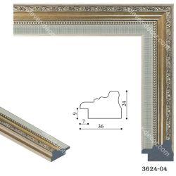 193013 Багет пластиковый 3624-04 - Модульная картины, Репродукции, Декоративные панно, Декор стен
