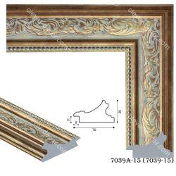 197001 Багет пластиковый 7039A-15 - Модульная картины, Репродукции, Декоративные панно, Декор стен