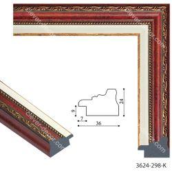 193079 Багет пластиковый 3624-298-K - Модульная картины, Репродукции, Декоративные панно, Декор стен