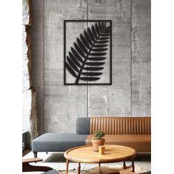"""Панно """"Лист папоротника"""" - Модульная картины, Репродукции, Декоративные панно, Декор стен"""