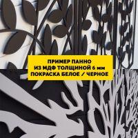 """Портреты картины репродукции на заказ - Панно """"Голос волка"""""""