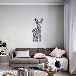 """Панно """"Благородный олень"""" - Модульная картины, Репродукции, Декоративные панно, Декор стен"""