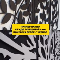 "Портреты картины репродукции на заказ - Панно ""Дерево на закате"""