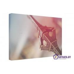 Маленький Париж - Модульная картины, Репродукции, Декоративные панно, Декор стен