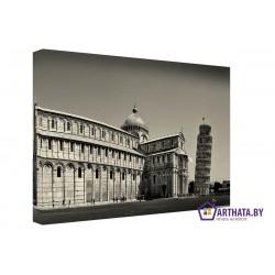 Фото на холсте Печать картин Репродукции и портреты - Пизанская башня