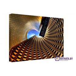Фото на холсте Печать картин Репродукции и портреты - Лестница в небо