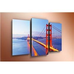 Модульная картина на стекле - m-000108 - Модульная картины, Репродукции, Декоративные панно, Декор стен