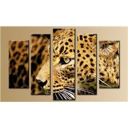 Модульная картина на стекле - 5m-005 - Модульная картины, Репродукции, Декоративные панно, Декор стен