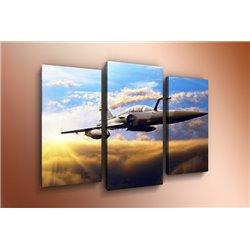 Модульная картина на стекле - m-000131 - Модульная картины, Репродукции, Декоративные панно, Декор стен