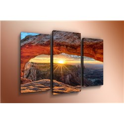 Модульная картина на стекле - m-000133 - Модульная картины, Репродукции, Декоративные панно, Декор стен