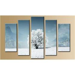 Модульная картина на стекле - 5m-031 - Модульная картины, Репродукции, Декоративные панно, Декор стен