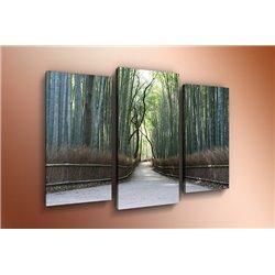 Модульная картина на стекле - m-000137 - Модульная картины, Репродукции, Декоративные панно, Декор стен