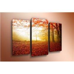 Модульная картина на стекле - m-000138 - Модульная картины, Репродукции, Декоративные панно, Декор стен