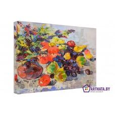 Картина на холсте по фото Модульные картины Печать портретов на холсте Пастельные тона