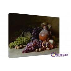 Картина на холсте по фото Модульные картины Печать портретов на холсте Кувшин вина