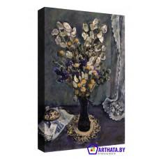 Картина на холсте по фото Модульные картины Печать портретов на холсте Засохший букет