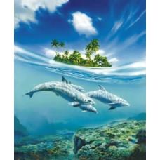 Фотообои - На глубине океана