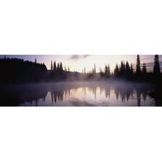 Фотообои - Отражения в воде