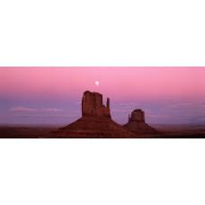 Фотообои - Красное небо