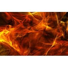 Фотообои - Пламя