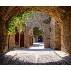 Фотообои - Ворота города