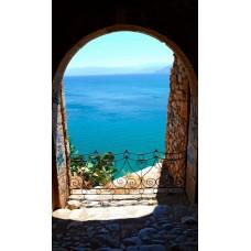 Фотообои - Ворота к морю