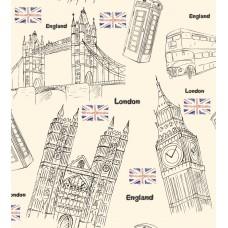 Фотообои - Открытка - Лондон