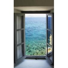 Фотообои - Дом у моря