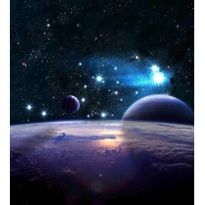 Фотообои - К далеким звездам