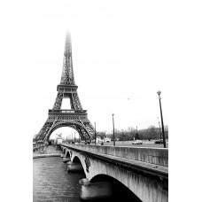 Фотообои - Мост в Париже