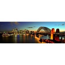 Фотообои - Панорама - Мост