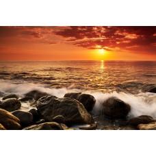 Фотообои - Закат солнца