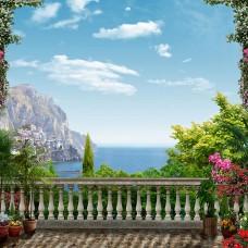 Фотообои - Средиземное море