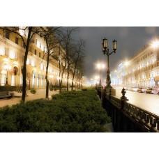 Фотообои - Улица Москваа