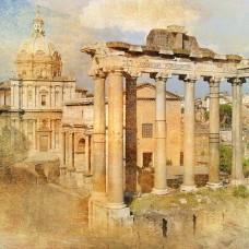 Фотообои - Античные руины